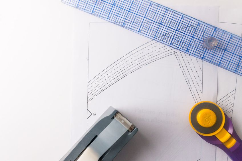 How to Assemble PDF Sewing Patterns
