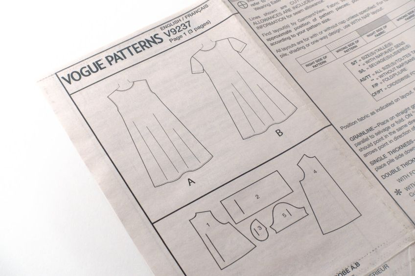 Ultimate Guide to Reading a Sewing Pattern