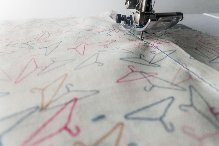 How to Sew an Inseam Pocket