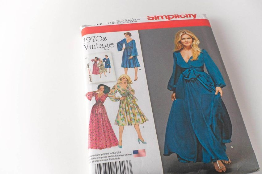 Dress Silhouettes - Completed Projects
