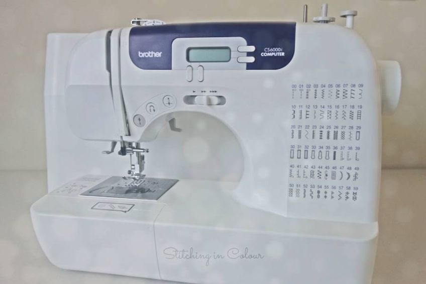 Brother CS6000i Sewing Machine with Hard Cover